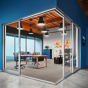 All Weather Architectural Aluminum- Interior Door