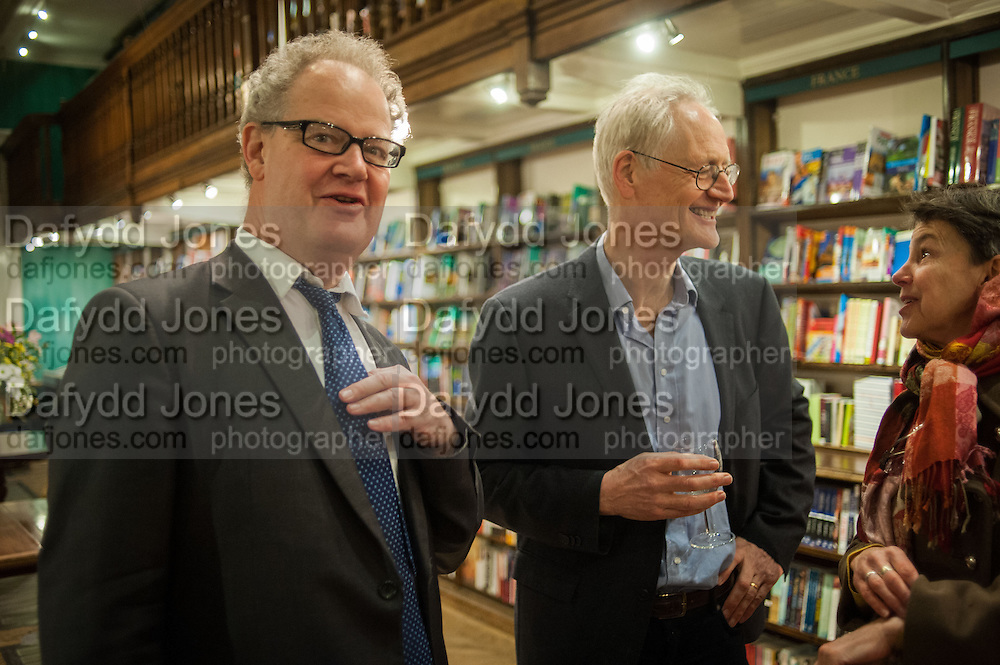 EDWARD FITZGERALD; WILLIAM FITZGERALD, William Fitzgerald, Book launch ,  'How to read a Latin poem - if you can't read Latin yet' published by OUP.- Daunts bookshop Marylebone, London 21 February 2013.