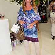 NLD/Amsterdam/20080724 - Modeshow Percy Irausquin tijdens de AIFW 2008, Patty Zomer