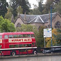 Alexander & Sons Vintage Bus