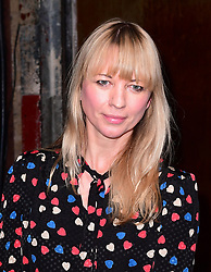 File photo dated 07/02/17 of Sara Cox, as stalker Anthony Collins, who sent a series of letters to the BBC Radio 2 star, will be sentenced for harassing her and for hoarding indecent images of children.