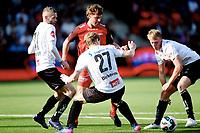 Fotball , 20. mai  2017 , Eliteserien<br /> Sogndal - Brann<br /> Kjetil Wæhler , SIL<br /> Taijo Teniste , SIL<br /> Eirik Birkeland , SIL<br /> Jakob Orlov , Brann