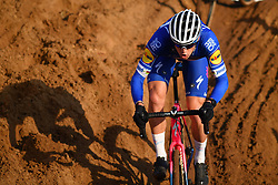 December 26, 2018 - Heusden-Zolder, BELGIUM - Czech Zdenek Stybar pictured in action during the men Elite race of the seventh stage (out of nine) in the World Cup cyclocross, Wednesday 26 December 2018 in Heusden-Zolder, Belgium...BELGA PHOTO DAVID STOCKMAN (Credit Image: © David Stockman/Belga via ZUMA Press)