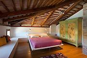 Guest Room, Hotel Venissa, Island of Burano, Venice, Italy, Europe