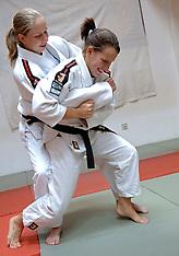 20050812 BEL: Reportage Judoka Katrien Ongena, Zelle