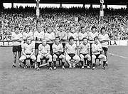All Ireland Senior Football Semi Final - Dublin v Down.Croke Park, Dublin.20.08.1978  20th August 1978