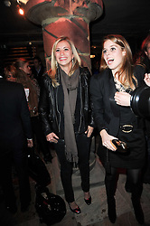 Left to right, HOLLY BRANSON and PRINCESS BEATRICE OF YORK at the launch party for the new nightclub Public at 533 Kings Road, London on 2nd December 2010.