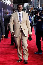 Draft Prospect Fletcher Cox arrives on the red carpet before the first round of the NFL Draft on April 26th 2012 at Radio City Music Hall in New York, New York. (AP Photo/Brian Garfinkel)