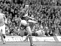 Terry Cooper - Middlesbrough. Manchester City v Middlesbrough. 28/3/75. Credit: Colorsport