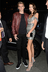 September 9, 2017 - New York, NY, USA - September 8, 2017 New York City..Presley Gerber and Kaia Gerber attending Harper's BAZAAR Celebration of 'ICONS By Carine Roitfeld' at The Plaza Hotel on September 8, 2017 in New York City. (Credit Image: © Kristin Callahan/Ace Pictures via ZUMA Press)