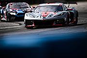 March 20, 2021. IMSA Weathertech Mobil 1 12 hours of Sebring: #3 Corvette Racing Corvette C8.R, GTLM: Antonio Garcia, Jordan Taylor, Nicky Catsburg