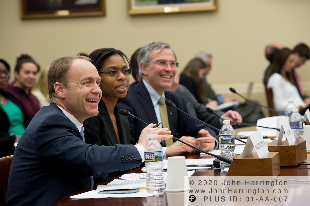 "The Honorable Jeffrey R. Holmstead, Partner, Bracewell LLP testifies before the House Committee on Science, Space, & Technology, entitled ""Make EPA Great Again"", Tuesday February 7, 2017 on Capitol Hill in Washington, DC."