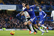 Kenedy of Chelsea in action. Barclays Premier league match, Chelsea v Everton at Stamford Bridge in London on Saturday 16th January 2016.<br /> pic by John Patrick Fletcher, Andrew Orchard sports photography.