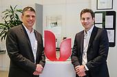 Adam Feit and Matthew Delaney of Union Bank.
