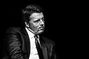 Matteo Renzi, Roma 21 giugno 2016. Christian Mantuano / OneShot