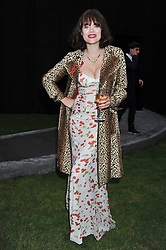 JASMINE GUINNESS at the annual Serpentine Gallery Summer Party sponsored by Burberry held at the Serpentine Gallery, Kensington Gardens, London on 28th June 2011.