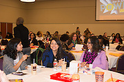 Attendees filled the room to overflowing at Kingdom Builders Center.