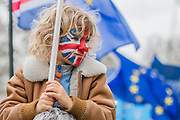 My future - It is estimated that over a million people joined the Put it to the People March from Park Lane to Parliament. Organised by the Peoples-Vote.UK to demand that, whatever deal is finally agreed, that it is put to the people to finally decide upon.