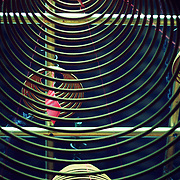 Incense coil tunnel, Hong Kong, China (January 2006)