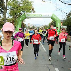 20141026: SLO, Athletics - 19th Ljubljana Marathon 2014 / Zavarovalnica Tilia - 21 in 42 km -Group 4
