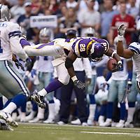 Minnesota Vikings vs Dallas Cowboys at Texas Stadium in Irving, Tx. on Sunday, October 21, 2007. .Dallas won 24-14..