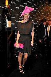 MEREDITH OSTROM at the Moet & Chandon Tribute to Cinema party held at the Big Sky Studios, Brewery Road, London N7 on 24th March 2009.