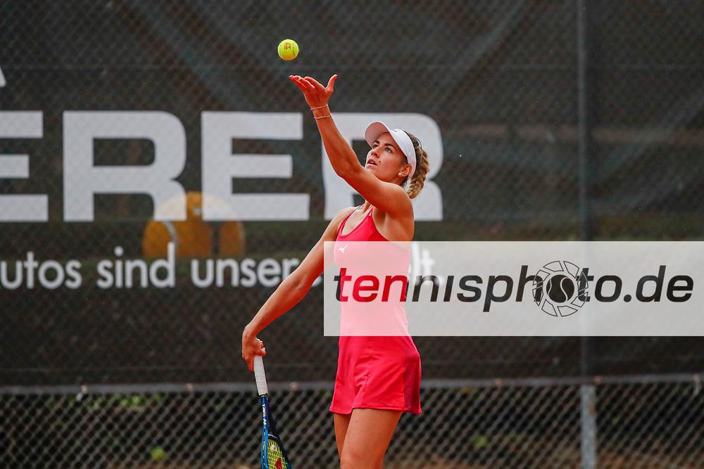 Anna Bondar (HUN) - WTO Wiesbaden Tennis Open - ITF World Tennis Tour 80K, 26.9.2021, Wiesbaden (T2 Sport Health Club), Deutschland, Photo: Mathias Schulz