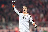 Bayern Munich v Manchester United 090414