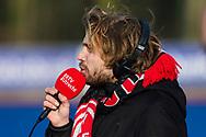 BILTHOVEN -  Hoofdklasse competitiewedstrijd dames, SCHC v hdm, seizoen 2020-2021.<br /> Foto: Verslaggever RTV Utrecht