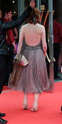 "Edinburgh International Film Festival, Sunday 26th June 2016<br /> <br /> Stars turn up on the closing night gala red carpet for the World Premiere of ""Whisky Galore!""  at the Edinburgh International Film Festival 2016<br /> <br /> Fenella Woolgar who plays Dolly in the film<br /> <br /> (c) Alex Todd   Edinburgh Elite media"
