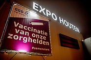 vaccinatie dinsdag