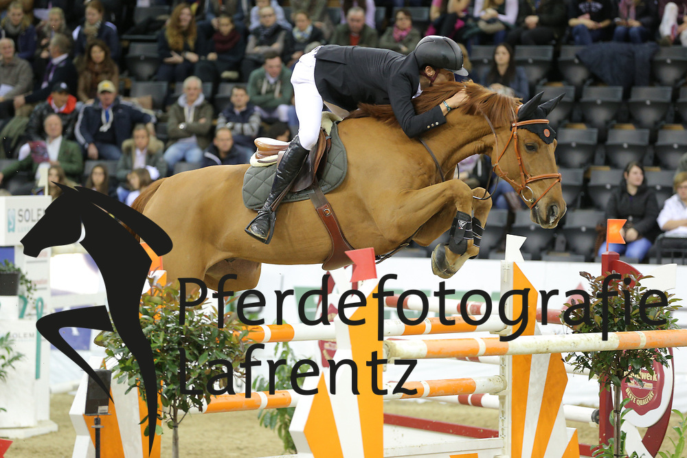 Neilson, Daniel Varo M<br /> Oldenburg - Oldenburger Pferdetage 2013<br /> Internationales Springen<br /> © www.sportfotos-lafrentz.de / Stefan Lafrentz