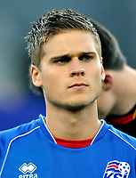 Uefa - World Cup Fifa Russia 2018 Qualifier / <br /> Iceland National Team - Preview Set - <br /> Rurik Gislason