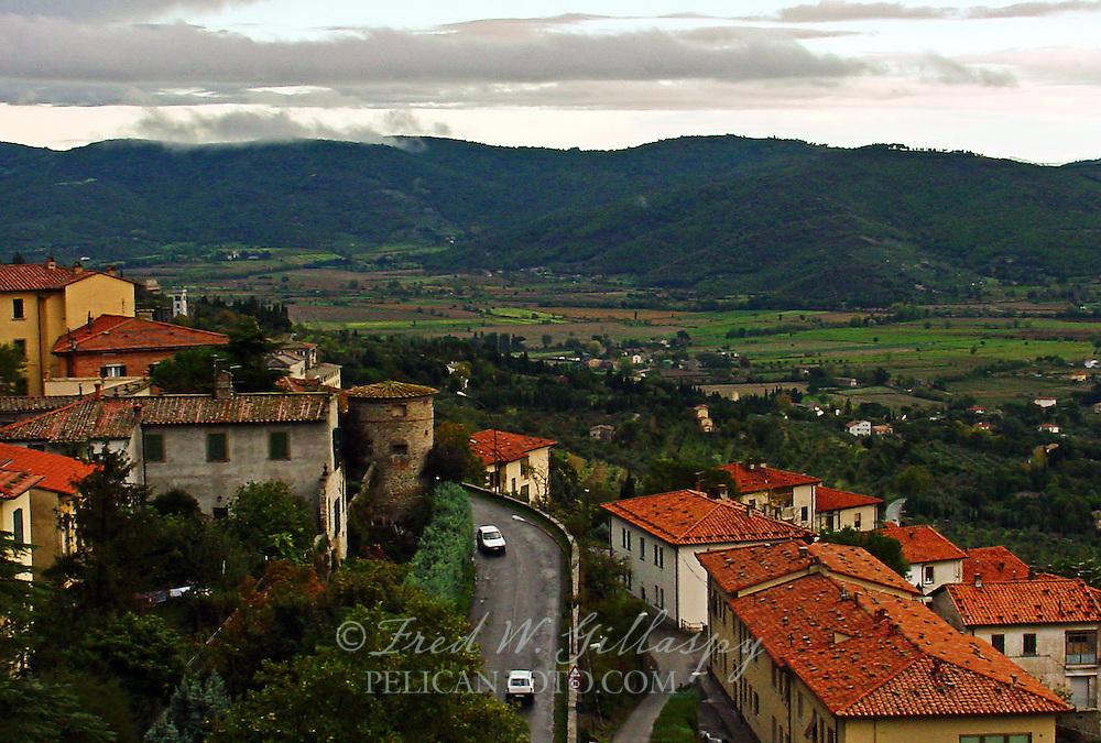Cortona, Arezzo, Tuscany