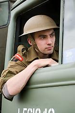 Second World War Military