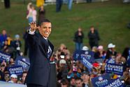 Barack Obama in Leesburg, VA