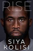 "October 04, 2021 - WORLDWIDE: Siya Kolisi ""Rise"" Book Release"
