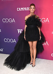 February 19, 2019 - Beverly Hills, California, U.S. - Kate Walsh arrives for the 21st CDGA (Costume Designers Guild Awards) at the Beverly Hilton Hotel. (Credit Image: © Lisa O'Connor/ZUMA Wire)