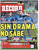 March 08, 2021 (LATIN AMERICA): Front-page: Today's Newspapers In Latin America