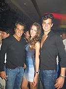 EXCLUSIVE: Cafe de la Musique Event at Billionaire Nightclub in Monte Carlo, Monaco. <br /><br />Pictured: Alvaro Garnero, Herika Noleto and Alvaro Garnero Jr.<br />Ref: SPL550814  250513   EXCLUSIVE<br />Picture by: CelebrityVibe / Splash News<br /><br />Splash News and Pictures<br />Los Angeles:310-821-2666<br />New York:212-619-2666<br />London:870-934-2666<br />photodesk@splashnews.com