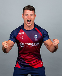 Luke Daniels of Bristol Bears during the squad portrait session - Rogan/JMP - 01/08/2019 - RUGBY UNION - Clifton Rugby Club - Bristol, England.