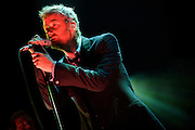 Photos of The National performing at the Pageant in St. Louis on September 30, 2010.