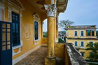 Chine, Province de Guangdong, Kaiping, patrimoine mondial de l'Unesco, Li Garden, les Diaolou sont des tours fortifiées // China, Guangdong, Kaiping, Unesco World Heritage, Li Garden, the Diaolou are multi storey watchtowers