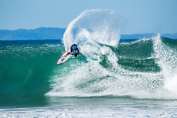 Connor O'Leary (AUS) advances to Round 3 of the 2018 Corona Open J-Bay after winning Heat 11 of Round 2 at Supertubes, Jeffreys Bay, South Africa.