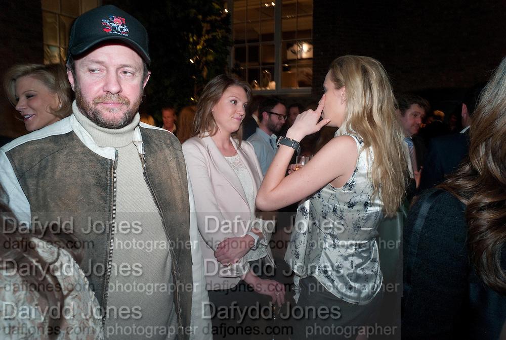 SCOTT YOUNG, Spectator Life - launch party, Asprey London, 167 New Bond Street, London. 28 March 2012