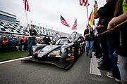 January 24-28, 2018. IMSA Weathertech Series ROLEX Daytona 24. 20 BAR1 Motorsports, Multimatic/Riley LMP2, Joel Miller