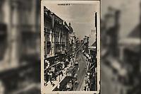 Zagreb : Ilica. <br /> <br /> ImpresumZagreb : Foto-Material od t. t. Griesbach i Knaus, [između 1929. i 1942].<br /> Materijalni opis1 razglednica : svjetlotisak ; 14,1 x 9 cm.<br /> NakladnikFotoveletrgovina Griesbach i Knaus (Zagreb)<br /> Mjesto izdavanjaZagreb<br /> Vrstavizualna građa • razglednice<br /> ZbirkaZbirka razglednica • Grafička zbirka NSK<br /> Formatimage/jpeg<br /> PredmetZagreb –– Ilica<br /> SignaturaRZG-ILIC-9<br /> Obuhvat(vremenski)20. stoljeće<br /> NapomenaRazglednica nije putovala.<br /> PravaJavno dobro<br /> Identifikatori000974191<br /> NBN.HRNBN: urn:nbn:hr:238:785124 <br /> <br /> Izvor: Digitalne zbirke Nacionalne i sveučilišne knjižnice u Zagrebu