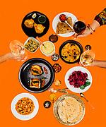 Oregon Wine Press-Indian Food and Wine