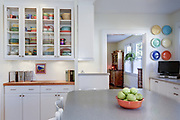 Fiestaware in Kitchen by Rodney Bedsole, a food photographer based in Nashville and New York City.
