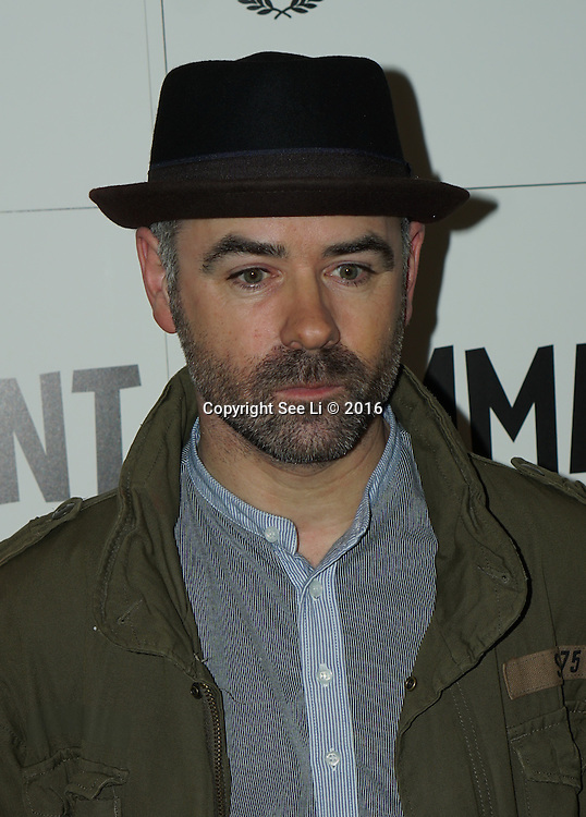 London,England,UK : Steve Mason is a Scottish musician attend the Raindance Filmmakers Ball by London Flair Pr at Cafe De Paris  in London. Photo by See Li
